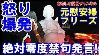 【韓国全土が怒りの嵐】 現職の女性家族部長官が「日本は謝罪した」発言!燃え上って参りましたー! 2017