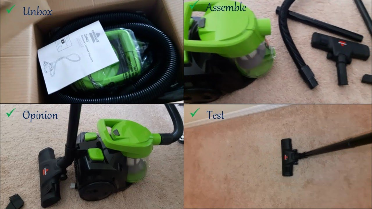 Bissell Carpet Cleaner Model 16652 Detailed Review