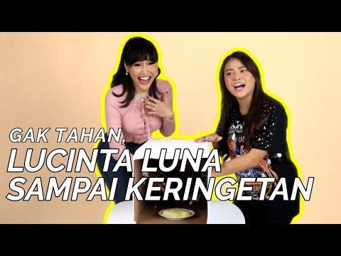 Lagu Video Playing Whats In The Box, Jeritan Viral Lucinta Luna Berhasil Menggelegar Terbaru