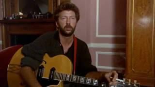 Eric Clapton Talks Chuck Berry  1986