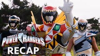 Power Rangers   Dino Super Charge Recap