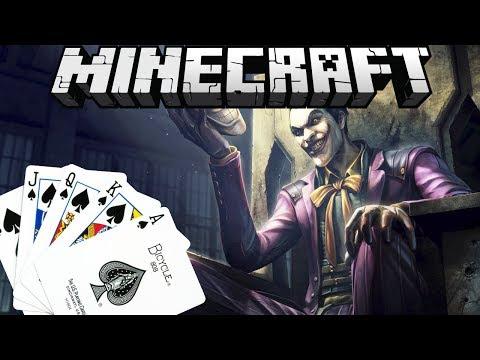 Обзор модов Minecraft # 46! Игральные карты (Card magic mod)