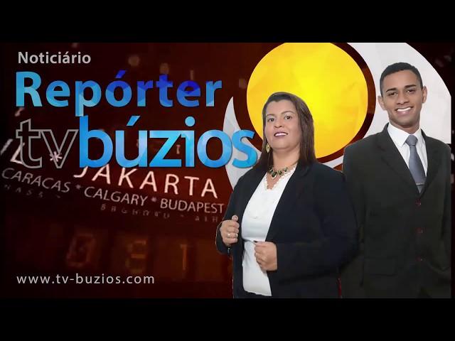 Repórter Tv Búzios - 85ª Edição