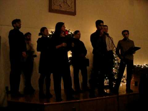 Oh Holy Night - Peter Moses & the FGMAA Choral