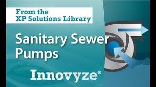 Sanitary Sewer Modeling & Management: Pumps