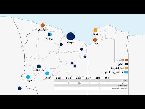 8 قتلى من تنظيم داعش في غارة جوية بمدينة مرزق الليبية  - نشر قبل 24 دقيقة