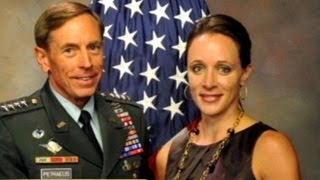 David Petraeus Resigns Over Affair With Biographer Paula Broadwell