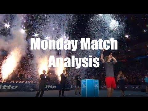 Year-End Awards, Zverev Impresses Vs. Djokovic At WTF | Monday Match Analysis