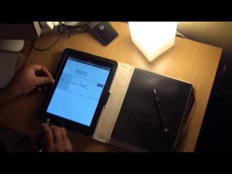 online retailer 66d16 2cd0e Ipad Moleskine binder case