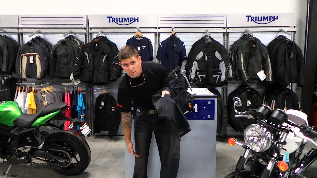 triumph heritage jeans - youtube