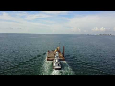 2017-07-18 Offshore Barge - Indian Rocks Beach, FL