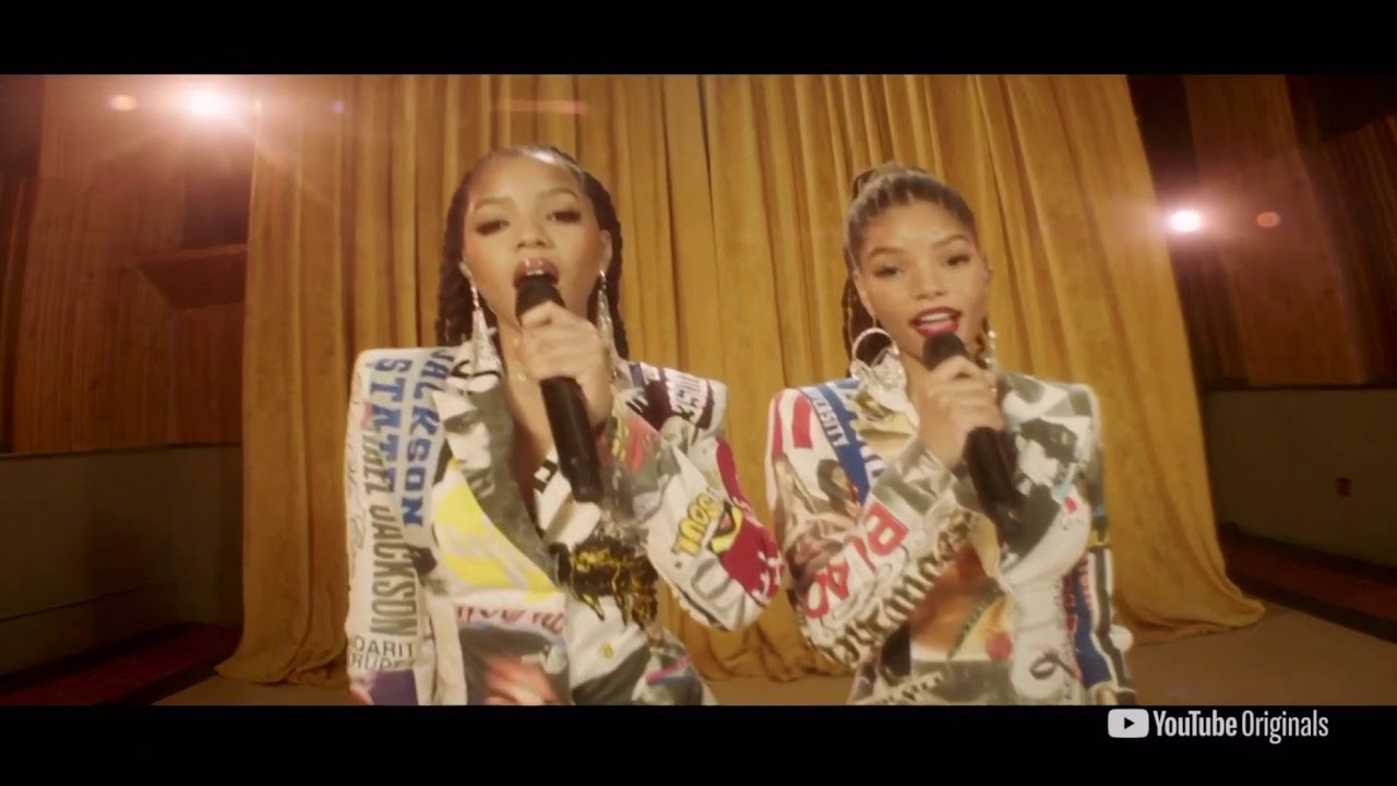 Chloe x Halle - Lift Every Voice (YouTube Originals HBCU Homecoming 2020)