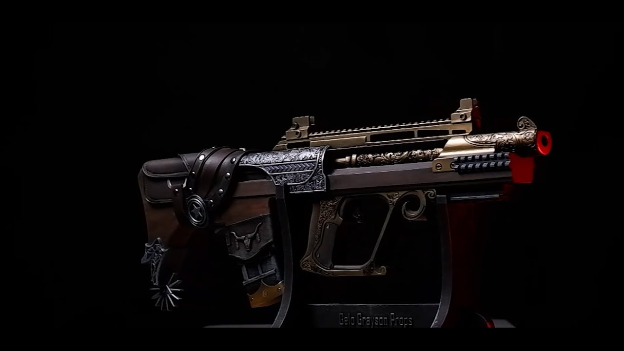 AGR 556 - Western Crown Replica by Gelo Grayson! | Call of Duty: Mobile - Garena