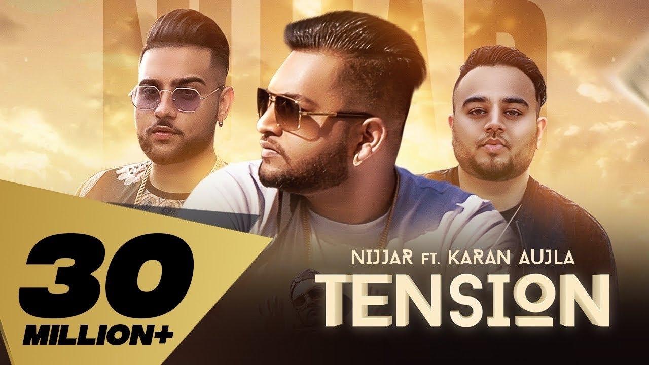 Download Tension (Full Video) Nijjar feat. Karan Aujla | Deep Jandu | Rupan Bal I Latest Punjabi Songs 2018