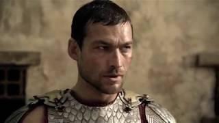 Спартак Кровь и Песок - смерть Суры