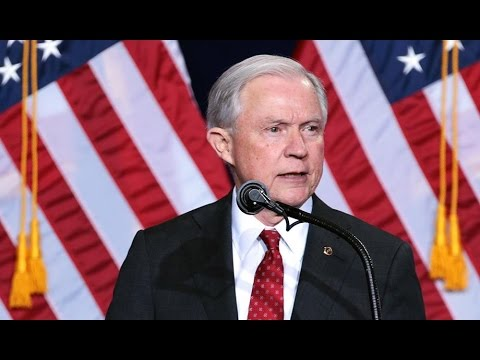 Jeff Sessions To Drop The Hammer On