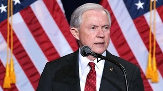 Jeff Sessions To Drop The Hammer On 'Low Level' Drüg Offenders Free HD Video