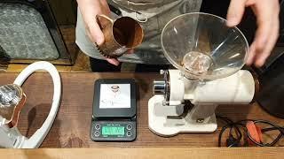 초 고속 커피 로스팅 원두. 분쇄가 어렵다구요?? 어바…