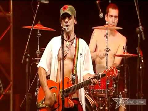 Manu Chao - Clandestino Live Concert (with english lyrics)