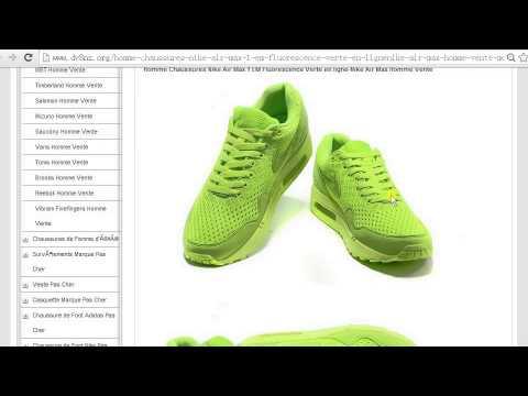 ec252098c81 Chaussures de Marque Pas Cher  Nike
