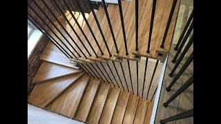 видео Подвесные лестницы