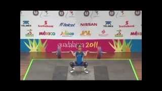 Yudelkys Contreras Actuacion Oro Panamericano