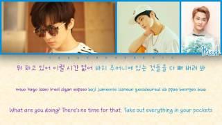 Download lagu Xiumin (시우민) of EXO & Mark (마크) of NCT – Young & Free Color Coded Han/Rom/Eng Lyrics
