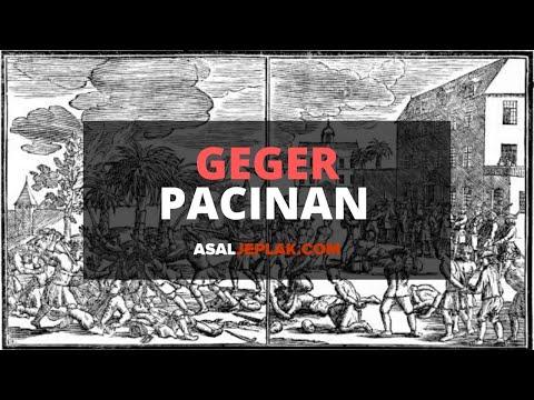 Geger Pacinan - Perseteruan VOC dengan etnis Tionghoa di Batavia | Seri Sejarah dan Asal Usul