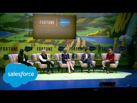 Fortune CEO Series: Reshaping the World