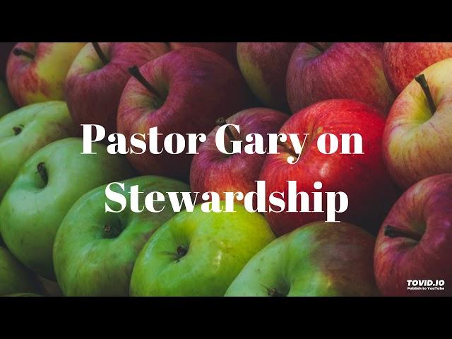 May 12 Sermon