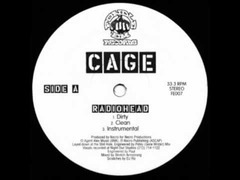 Cage - Radiohead (Dirty) - Vinyl 12'' - 1997 [HQ]