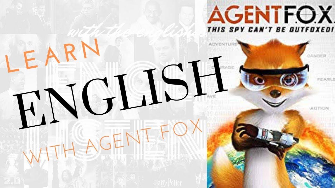 English Listening With Subtitles - Agent Fox