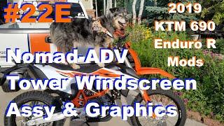 KTM 690 Adventure build  Rally Raid Evo II Fuel Tanks explained  - Z
