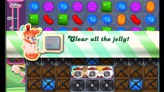 Candy Crush Saga Level 1343 walkthrough (no boosters)