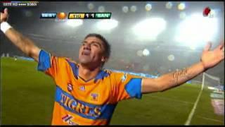 Tigres vs Santos 3-1 Final Vuelta Apertura 2011