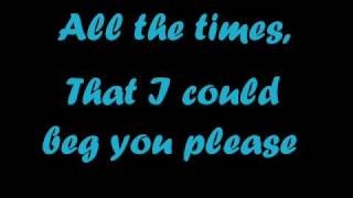 Staind - Outside (lyrics) [HQ]