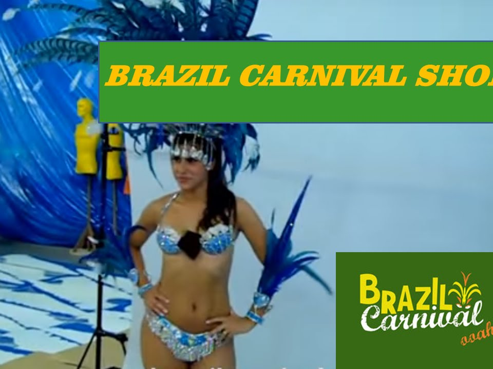 CARNIVAL COSTUMES FOR WOMEN: BRAZIL CARNIVAL SHOP FOR SAMBA PERFORMANCES  AND PRESENTATIONS