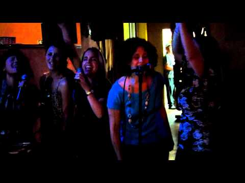 Karaoke girl's night