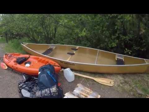 BWCA Brule Lake June 2018