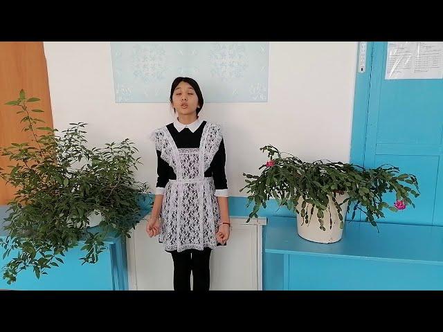 Изображение предпросмотра прочтения – ГульназИскандарова читает произведение «Письмо матери» С.А.Есенина