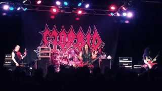 Morbid Angel - Sworn to the Black - Metro Theater, Sydney