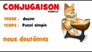 Conjugaison Douter Passe Simple Youtube