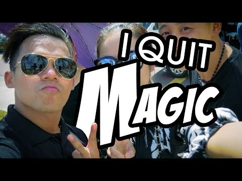 I QUIT MAGIC (SETIA ANAK MALAYSIA)