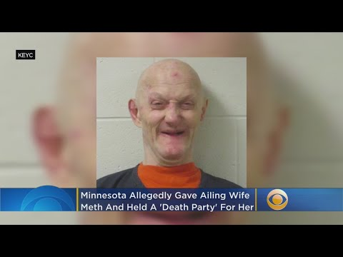 Web Ninja - Man Sentenced to Three Years for Dying Wife's Meth Fueled Death Party