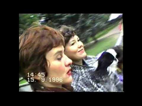 Юлик и Лена в Петродворце   96