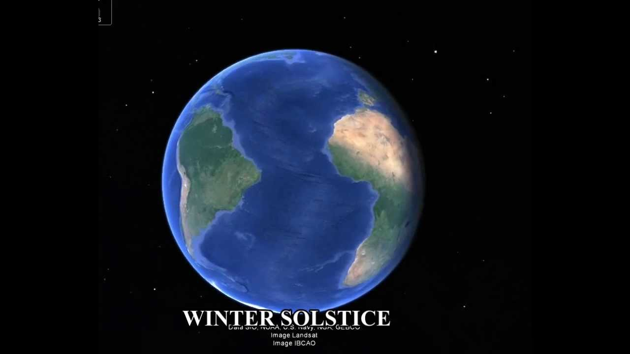 Earth Rotation and Winter solstice in northern hemisphere Yalda ...