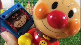 子供向け💓アニメ💓アンパンマンVSう〇ち 【💓 Anime 💓 Anpanman vs Poop for Kids】