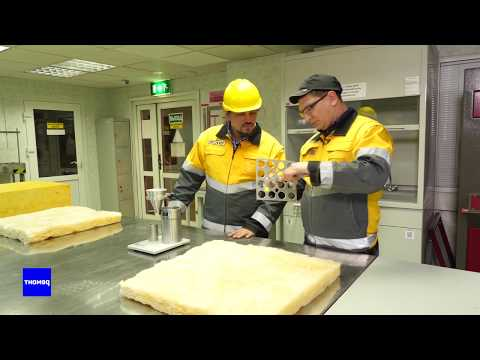 ISOVER - мировой производитель минеральной ваты/утеплителей на основе кварца и базальта