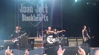 Joan Jett and the Blackhearts - Live Sweden Rock Fest 2011 - I Love Rock´n´Roll