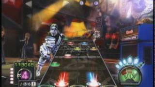 Same Old Song And Dance 100% FC Expert Guitar Hero 3 XBOX 360